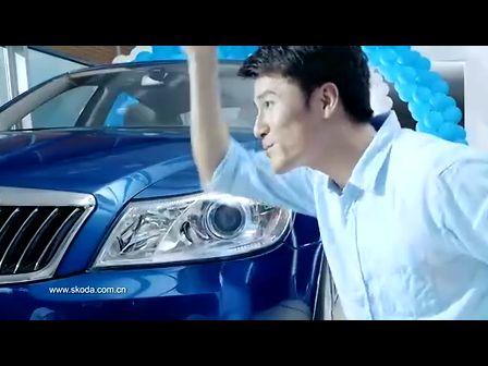 上海大眾斯柯達明銳2013款廣告宣傳片