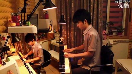 夜色钢琴版 罗大佑<光阴的故事>钢琴演奏
