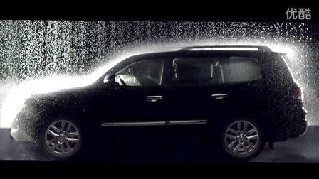 雷克薩斯全尺寸SUV LX570電視廣告