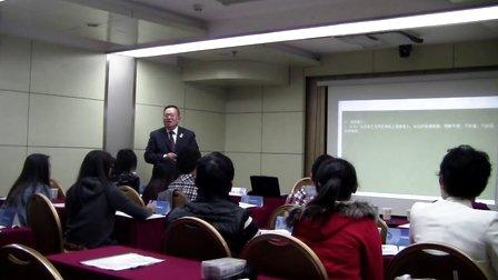 宋德標導師--深圳移動公司(星級酒店餐廳服務與管理提升)