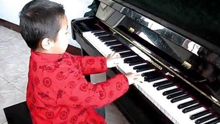 【达人作品】小螃蟹070605  钢琴作品一览!
