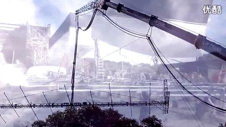 科幻大片《诺亚方舟》用iPad控制灯光和降雨