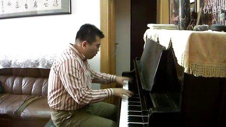 Chopin888弹《忐忑》,酷毙了!